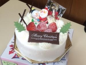 クリスマスお楽しみメニュー3