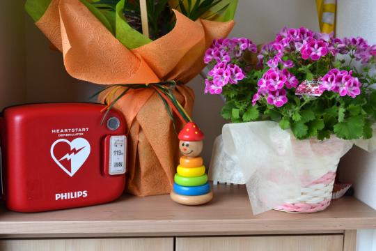 AED(乳児対応)